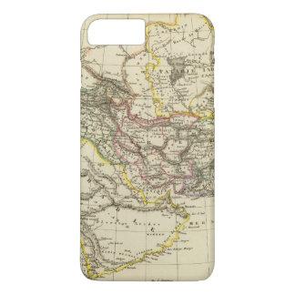 Coque iPhone 8 Plus/7 Plus La Turquie asiatique, Perse, Afghanistan