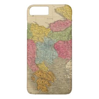 Coque iPhone 8 Plus/7 Plus La Turquie en Europe 8