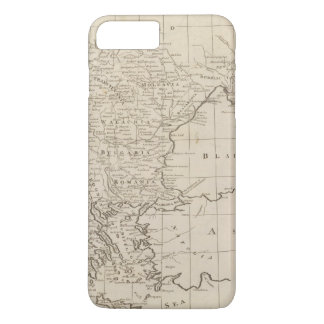 Coque iPhone 8 Plus/7 Plus La Turquie, en Europe et Hongrie