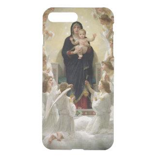 Coque iPhone 8 Plus/7 Plus La Vierge avec Angels, 1900