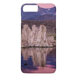 Coque iPhone 8 Plus/7 Plus Lac mono spectaculaire dans l'ombre