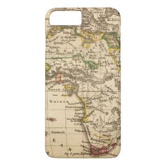 Coque iPhone 8 Plus/7 Plus L'Afrique 16