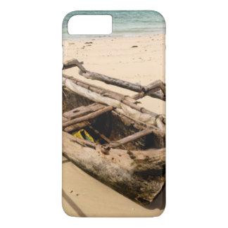 Coque iPhone 8 Plus/7 Plus L'Afrique, Mozambique, île de Mogundula