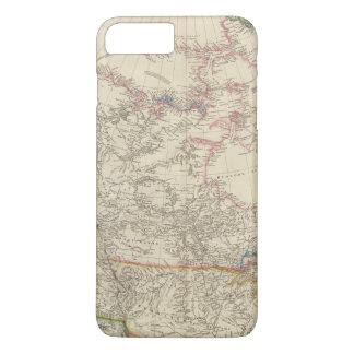 Coque iPhone 8 Plus/7 Plus L'Amérique du Nord britannique 5