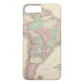 Coque iPhone 8 Plus/7 Plus L'Amérique du Sud 2