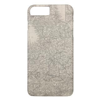 Coque iPhone 8 Plus/7 Plus L'Angleterre 10