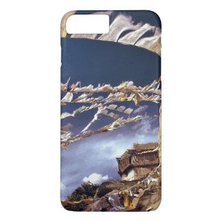 Coque iPhone 8 Plus/7 Plus L'Asie, Inde, Ladakh, Leh. Connu en tant que peu