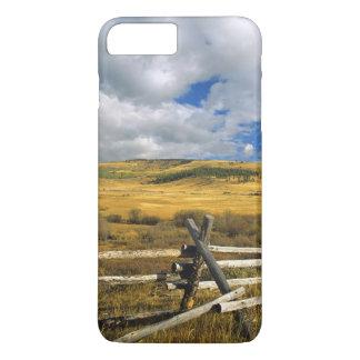 Coque iPhone 8 Plus/7 Plus Le bâti Haggin NWR s'approchent de l'anaconda