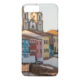 Coque iPhone 8 Plus/7 Plus Le Brésil, Bahia, Salvador, la ville la plus