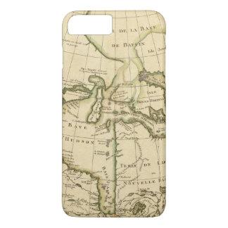 Coque iPhone 8 Plus/7 Plus Le Canada et le Groenland