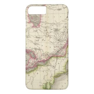 Coque iPhone 8 Plus/7 Plus Le Canada, le nouveau Brusnwick, et la