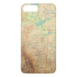 Coque iPhone 8 Plus/7 Plus Le Canada occidental
