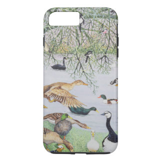 Coque iPhone 8 Plus/7 Plus Le canard impair