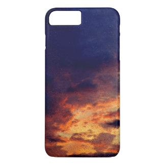 Coque iPhone 8 Plus/7 Plus Le ciel est le cas de téléphone de limite