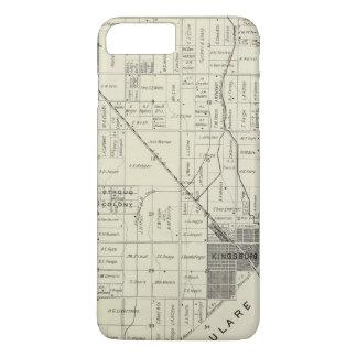 Coque iPhone 8 Plus/7 Plus Le comté de Fresno, la Californie 12