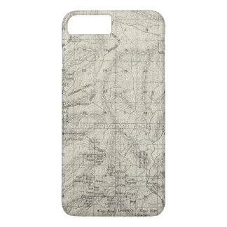 Coque iPhone 8 Plus/7 Plus Le comté de Fresno, la Californie 9