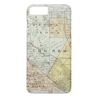 Coque iPhone 8 Plus/7 Plus Le comté de Sonoma, la Californie 22