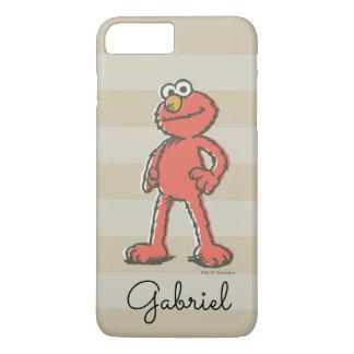 Coque iPhone 8 Plus/7 Plus Le cru | d'Elmo ajoutent votre nom
