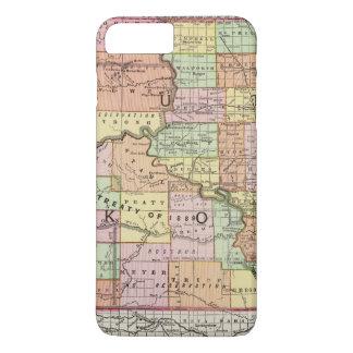 Coque iPhone 8 Plus/7 Plus Le Dakota du Sud