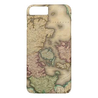 Coque iPhone 8 Plus/7 Plus Le Danemark 2