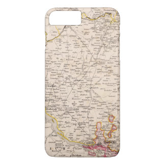 Coque iPhone 8 Plus/7 Plus Le Holstein, Allemagne 2