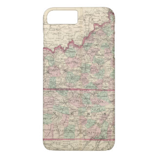 Coque iPhone 8 Plus/7 Plus Le Kentucky et le Tennessee