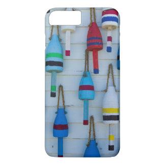 Coque iPhone 8 Plus/7 Plus Le Maine, Stonington, balises décoratives de