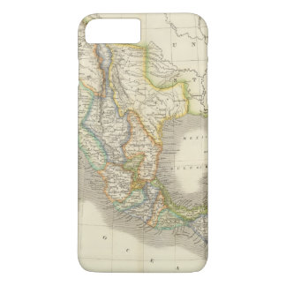 Coque iPhone 8 Plus/7 Plus Le Mexique et le Guatemala