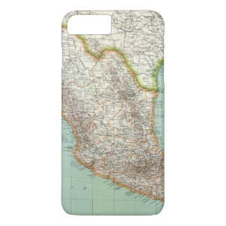 Coque iPhone 8 Plus/7 Plus Le Mexique et le Guatemala 3