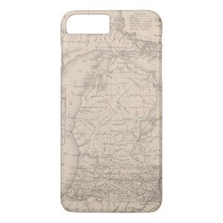 Coque iPhone 8 Plus/7 Plus Le Michigan 9
