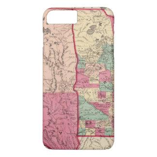 Coque iPhone 8 Plus/7 Plus Le Minnesota et le Dakota