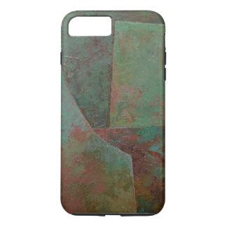 Coque iPhone 8 Plus/7 Plus Le rouge et le vert