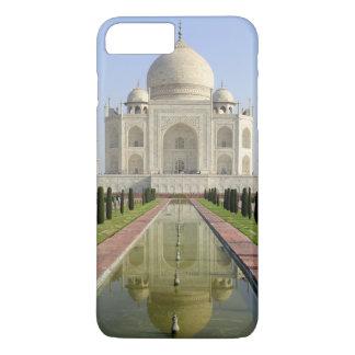 Coque iPhone 8 Plus/7 Plus Le Taj Mahal, Âgrâ, uttar pradesh, Inde,