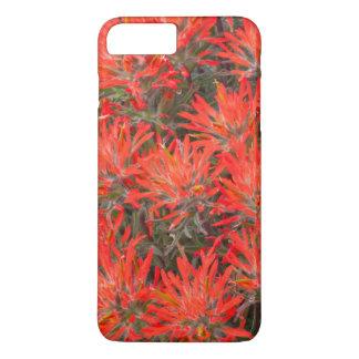 Coque iPhone 8 Plus/7 Plus Le Wyoming, le comté de Lincoln, pinceau de désert