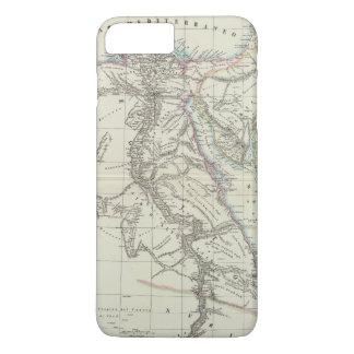 Coque iPhone 8 Plus/7 Plus L'Egypte et l'Arabie Saoudite