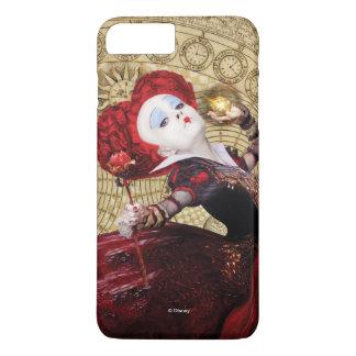 Coque iPhone 8 Plus/7 Plus Les aventures rouges de la reine | au pays des