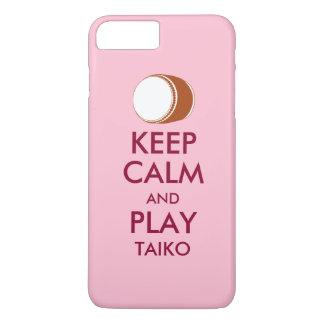 Coque iPhone 8 Plus/7 Plus Les cadeaux de Taiko gardent la coutume de tambour