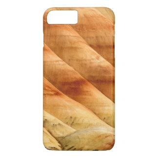 Coque iPhone 8 Plus/7 Plus Les collines peintes dans les lits fossiles 2 de