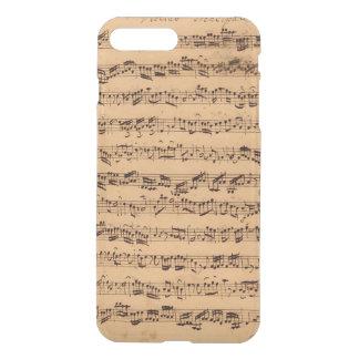 Coque iPhone 8 Plus/7 Plus Les concerts de Brandenburger, No.5 D-Dur, 1721