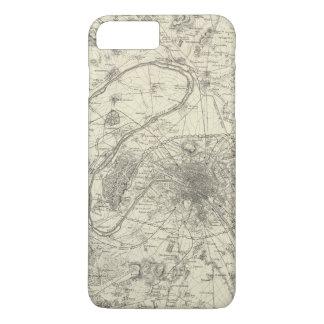 Coque iPhone 8 Plus/7 Plus Les environs de Paris