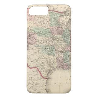 Coque iPhone 8 Plus/7 Plus Les Etats-Unis 4