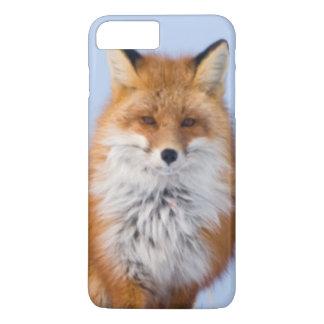 Coque iPhone 8 Plus/7 Plus Les Etats-Unis, Alaska, pente du nord, 1002