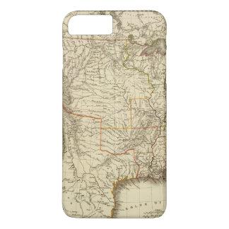 Coque iPhone 8 Plus/7 Plus Les Etats-Unis, Canada