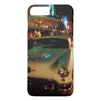 Coque iPhone 8 Plus/7 Plus Les Etats-Unis, FL, Miami, plage du sud la nuit. 2