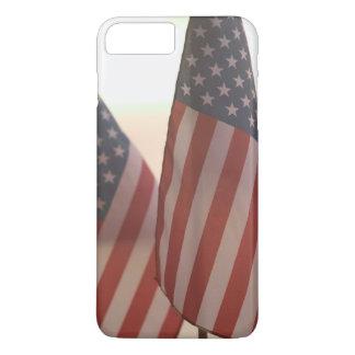 Coque iPhone 8 Plus/7 Plus Les Etats-Unis, la Californie, pays d'or, ville