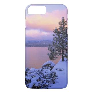 Coque iPhone 8 Plus/7 Plus Les Etats-Unis, la Californie. Un jour d'hiver