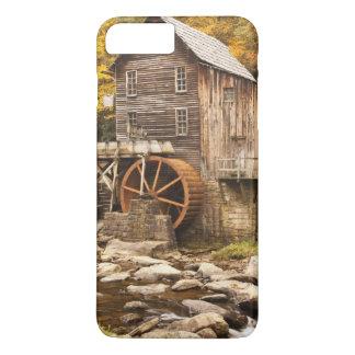 Coque iPhone 8 Plus/7 Plus Les Etats-Unis, la Virginie Occidentale, Clifftop.