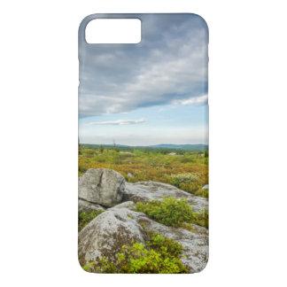 Coque iPhone 8 Plus/7 Plus Les Etats-Unis, la Virginie Occidentale, Davis.