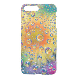 Coque iPhone 8 Plus/7 Plus Les Etats-Unis, le Colorado, Lafayette. Bulles de