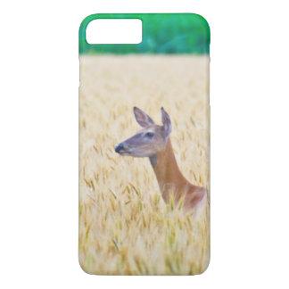 Coque iPhone 8 Plus/7 Plus Les Etats-Unis, le Kansas, blé de croisement de